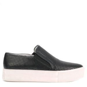 ASH Perforated Kurt Slip On Sneakers